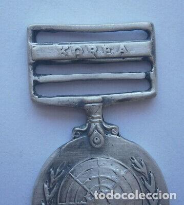 Militaria: MEDALLA PLATA MILITAR DE KOREA SEGUNDA GUERRA MUNDIAL. - Foto 3 - 223934845