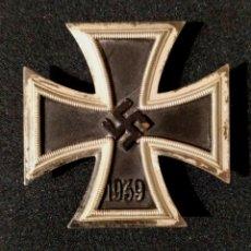 Militaria: DIVISIÓN AZUL - CRUZ DE HIERRO DE 1ª CLASE, FABRICADA POR DEUMER, SIN MARCAR, PERIODO 1939-42.. Lote 224918632