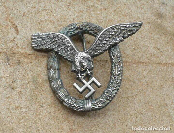 INSIGNIA DE PILOTO .TERCER REICH. (Militar - Reproducciones y Réplicas de Medallas )