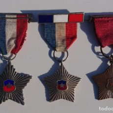 Militaria: MEDALLAS EJÉRCITO DE CHILE. Lote 225076920
