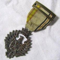 Militaria: MEDALLA ORIGINAL DIVISIÓN AZUL RUSIA 1941 MODELO BARNIZADO. Lote 225171933