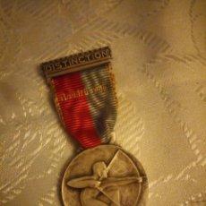 Militaria: MEDALLA DISTINCTION BAUDRU 1949 ,PAUL KRAMER NEUCHATEL,. Lote 225556800