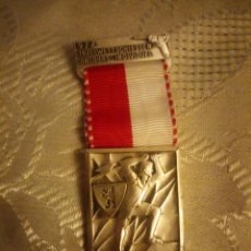 Militaria: MEDALLA EINZELWETT SCHIESSEN CONCOURS INDIVIDUEL 1972 ,PAUL KRAMER. Lote 225558035