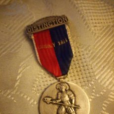 Militaria: MEDALLA DISTINCTION BOODRY 1961 ,PAUL KRAMER. Lote 225559930