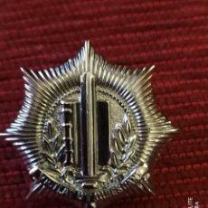 Militaria: INSIGNIA PLACA GORRA CASCO POLICIA CONDADO HOLANDA DISTINTIVO POLICIAL. Lote 225751060