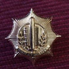 Militaria: INSIGNIA PLACA GORRA CASCO POLICIA CONDADO HOLANDA DISTINTIVO POLICIAL. Lote 225751990