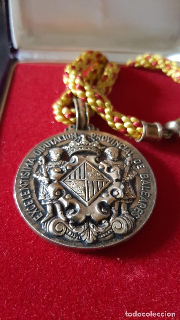 MEDALLA DIPUTACIÓN BALEARES (Militar - Medallas Españolas Originales )