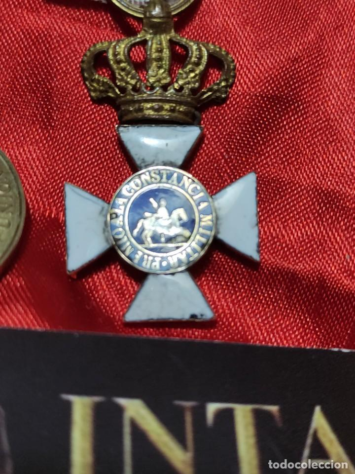 CRUZ DE SAN HERMENEGILDO (Militar - Medallas Españolas Originales )