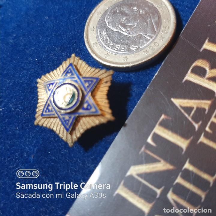 Militaria: Miniatura de la orden de la Medahuia - Foto 3 - 225869086