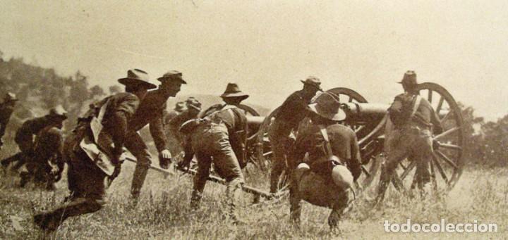 Militaria: MEDALLA USA DE LA CAMPAÑA DE LA GUERRA DE INSURRECCIÓN EN FILIPINAS - MINDANAO & SULU - 1901/1913 - Foto 5 - 226137405
