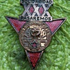Militaria: BRIGADAS INTERNACIONALES. Lote 226606180
