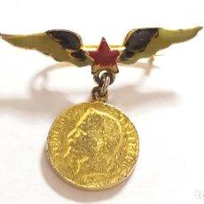 Militaria: ANTIGUA MEDALLA CONMEMORATIVA. NAPOLEÓN III EMPERADOR. Lote 227582195