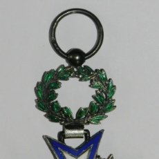 Militaria: MEDALLA DE LA ESTRELLA NEGRA DE BENIN. GRADO DE COMENDADOR. PLATA Y ESMALTE. FRANCIA. THE ORDER OF T. Lote 227829680