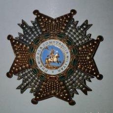 Militaria: PLACA DE LA ORDEN DE SAN HERMENEGILDO. Lote 228199395