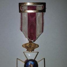 Militaria: CRUZ DE LA ORDEN DE SAN HERMENEGILDO. Lote 228215313