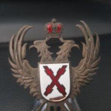 Militaria: AGUILA DE BRAZO CARLISTA REQUETE. Lote 228251850
