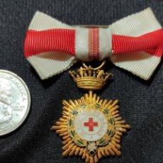 Militaria: ORDEN DE MÉRITO EN LA CRUZ ROJA ÉPOCA DE FRANCO. Lote 229129755
