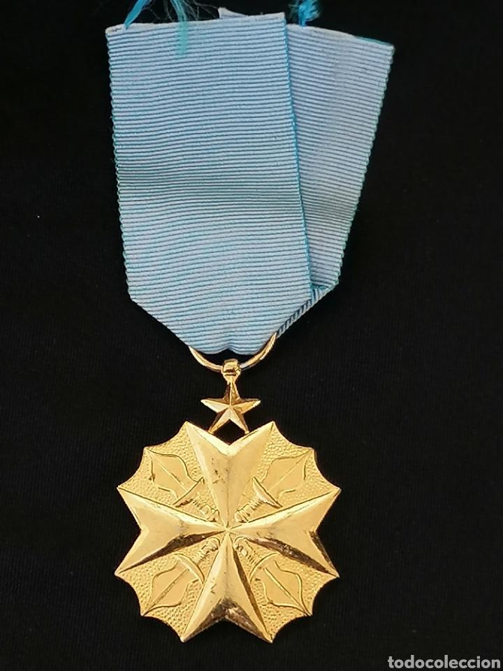 MEDALLA REP POPULAR CONGO (Militar - Medallas Internacionales Originales)