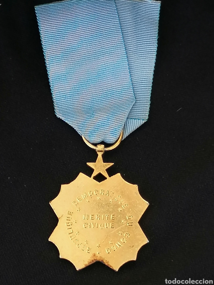 Militaria: Medalla Rep Popular Congo - Foto 2 - 230003505
