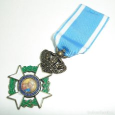 Militaria: REPLICA DE MEDALLA MILITAR LOTE 1. Lote 230961180
