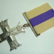 Militaria: REPLICA DE MEDALLA MILITAR LOTE 22. Lote 254101485