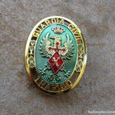 Militaria: PLACA DE LA GUARDIA CIVIL DE TRAFICO. Lote 231365375