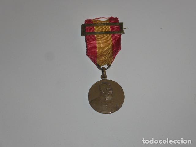 ANTIGUA MEDALLA CARLISTA VASCA DEL ARBOL DE GERNIKA, 1875, ORIGINAL. (Militar - Medallas Españolas Originales )