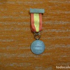Militaria: ANTIGUA MEDALLA DE MAESTRO TIRADOR DE ALFONSO XIII, TIRO NACIONAL DE ESPAÑA.. Lote 232754870