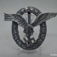 Militaria: WWII THE GERMAN BADGE LUFTWAFFE PILOT. Lote 254592495