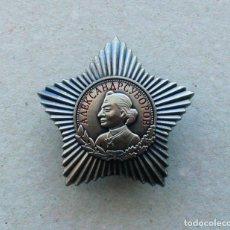 Militaria: ORDEN DE SUVOROV 3 CL. URSS. Lote 257698200