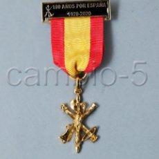 Militaria: LEGIÓN ESPAÑOLA 100 AÑOS POR ESPAÑA 1920 - 2020. Lote 233979880