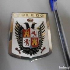 Militaria: PLACA PORVINCIAL FENTE JUVENTUDES O.J.E TOLEDO VER FOTOS. Lote 234182315