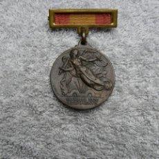 Militaria: MEDALLA ALZAMIENTO Y VICTORIA COBRE GUERRA CIVIL. Lote 234356210
