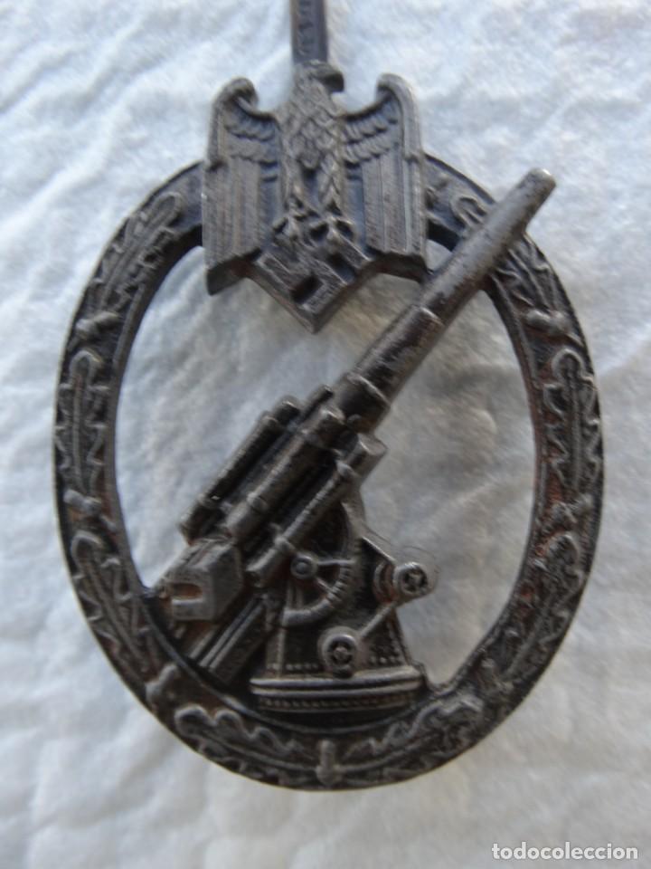 DISTINTIVO ALEMAN DE ANTIAEREOS DEL HEER (Militar - Reproducciones y Réplicas de Medallas )