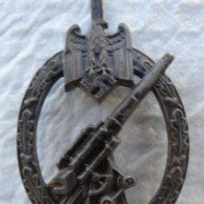 Militaria: DISTINTIVO ALEMAN DE ANTIAEREOS DEL HEER. Lote 234389905