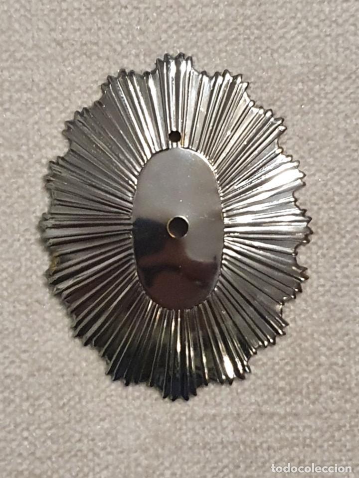 RÁFAGA DE PLACA DE POLICÍA Y GUARDIA (Militar - Medallas Españolas Originales )