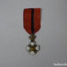 Militaria: ANTIGUA MEDALLA AL MERITO CONTRAIDO, 1834, EPIDEMIAS. ORIGINAL Y RARA.. Lote 234772165