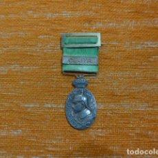 Militaria: ANTIGUA MEDALLA DE MARRUECOS CON PASADOR CEUTA. ORIGINAL, GUERRA DE AFRICA.. Lote 234808100