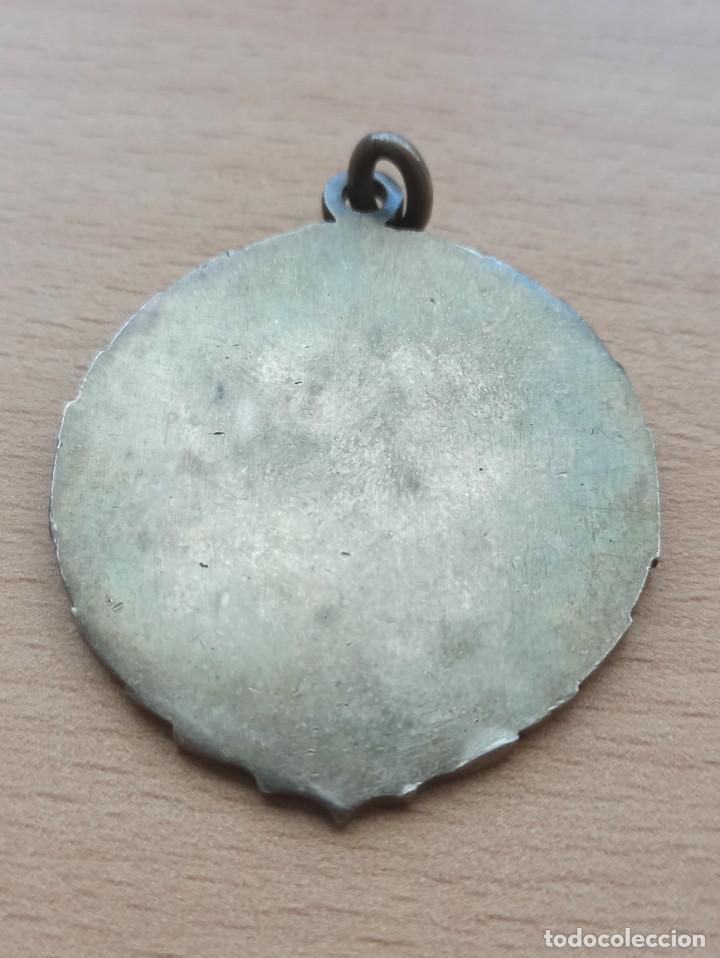 Militaria: Difícil medalla del Paso del Estrecho. Guerra Civil - Foto 2 - 234850530