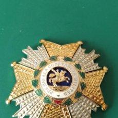 Militaria: PLACA DE LA ORDEN DE SAN HERMENEGILDO. Lote 235246950