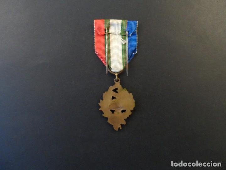 Militaria: MEDALLA DE LA UNC. UNION NATIONALE DES COMBATTANTS DE LA 1ª GUERRA MUNDIAL 1914-18. REP. FRANCESA - Foto 4 - 235651580