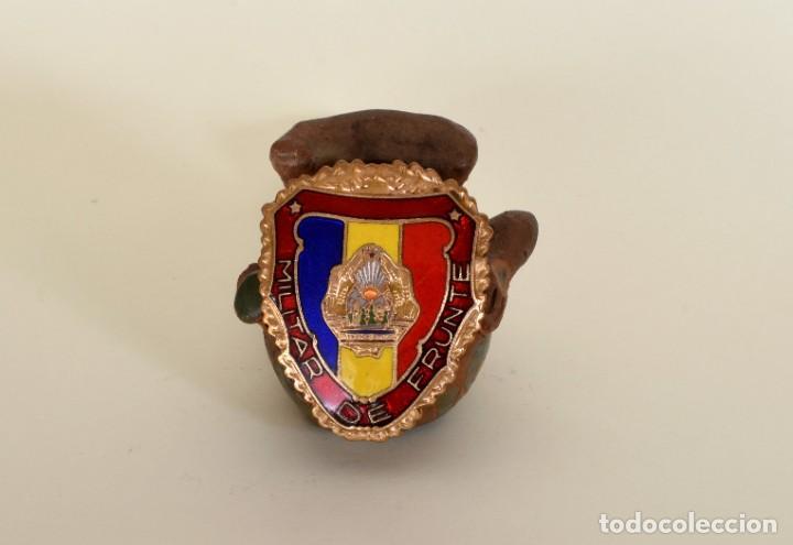 MEDALLA MILITAR DE FRUNTE RUMANÍA (#288) (Militar - Medallas Internacionales Originales)