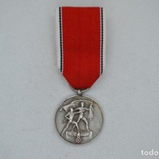 Militaria: WWII GERMAN ANSCHLUSS COMMEMORATIVE MEDAL. Lote 235792480