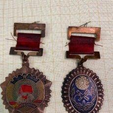 Militaria: MEDALLA EJERCITO CHINO. Lote 236016360