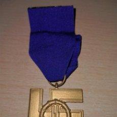 Militaria: REPLICA MEDALLA ALEMANA 12 AÑOS DE SERVICIO REPLICA. Lote 236059150