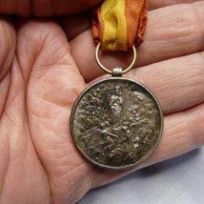 Militaria: MEDALLA AGUINALDO DE LA DIVISION AZUL 1940. Lote 236211360