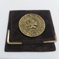 Militaria: MEDALLA SANIDAD MILITAR VITORIA 1989 BURGOS. Lote 236895720