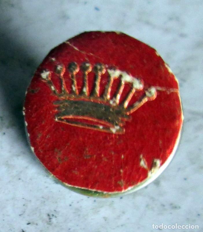 PEQUEÑO BOTON- 7MM (Militar - Medallas Españolas Originales )