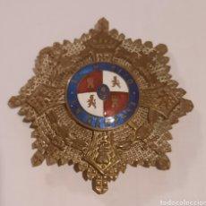 Militaria: PLACA MEDALLA MILITAR ESPAÑOLA AL MÉRITO EN CAMPAÑA. Lote 237592915