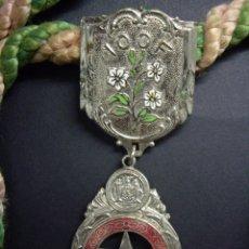 Militaria: MASONERIA - GRAN CORDON DE LA ORDEN DE LOS ODD FELLOWS. Lote 237641270